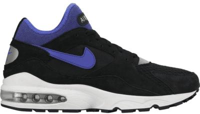 Nike Air Max 93 Black Persian Violet 306551-015