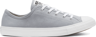 Converse Seasonal Colour Dainty Chuck Taylor All Star Low Top Grey 566770C