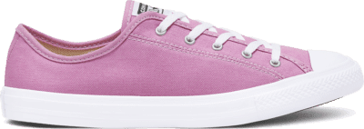 Converse Seasonal Colour Dainty Chuck Taylor All Star Low Top Peony Pink/White/White 566769C