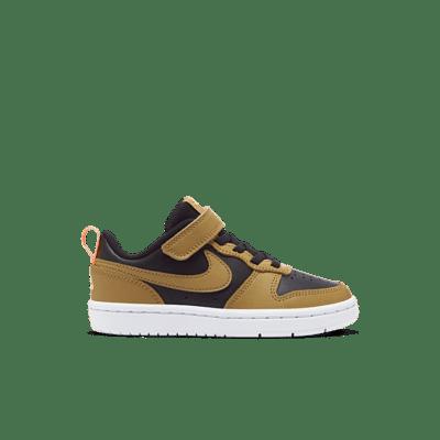Nike Court Borough Low 2 Zwart BQ5451-004