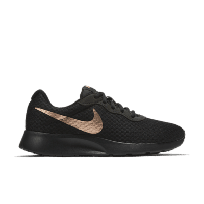 Nike Wmns Tanjun 'Black Bronze' Black 812655-005