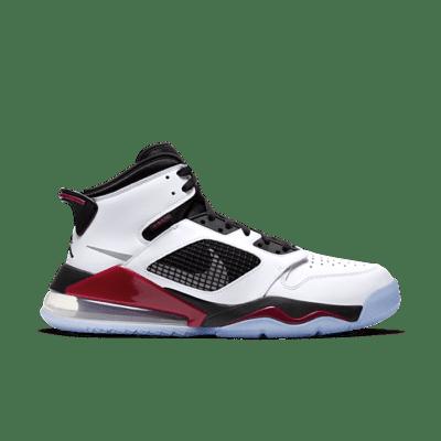 Air Jordan Jordan Mars 270 'Fire Red' White CD7070-103