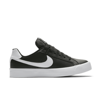 Nike Wmns Court Royale AC 'Black White' Black AO2810-001