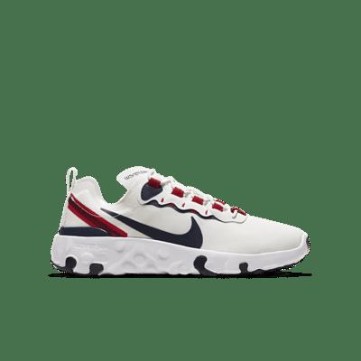 Nike Renew Element 55 Wit CK4081-101