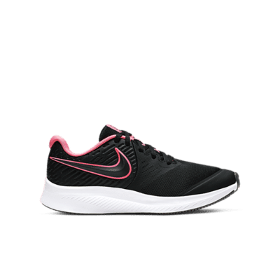 Nike Star Runner 2 GS 'Sunset Pulse' Black AQ3542-002