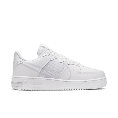 "Nike AIR FORCE 1 REACT ""WHITE"" CT1020-101"