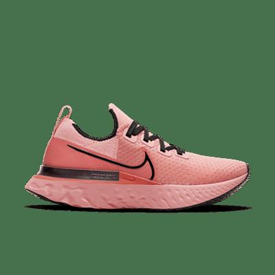 Nike React Infinity Run Flyknit Roze CD4372-800