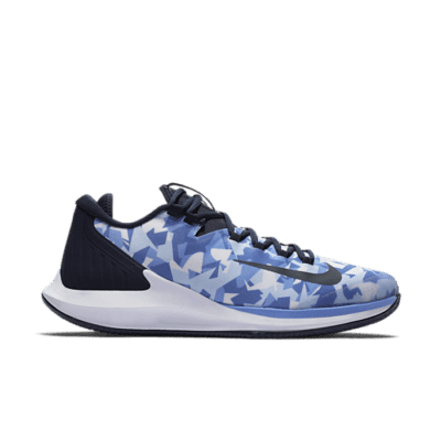 NikeCourt Air Zoom Zero Blauw AA8017-406