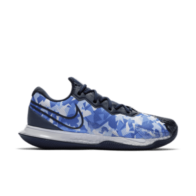 NikeCourt Air Zoom Vapor Cage 4 Blauw CD0425-406