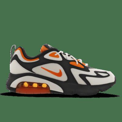 Nike Air Max 200 Black CI3865-004