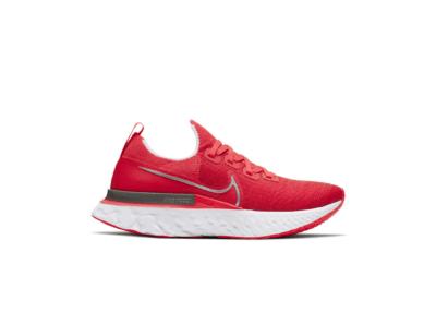 Nike React Infinity Run Flyknit Bright Crimson (W) CD4372-600