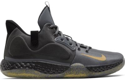 Nike KD Trey 5 VII Dark Grey Club Gold AT1200-003