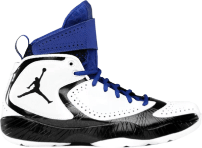 Jordan 2012 E White Black Royal 508319-181