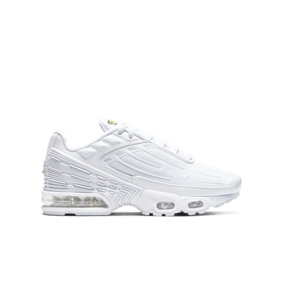 Nike Tuned 3 White CD6871-100