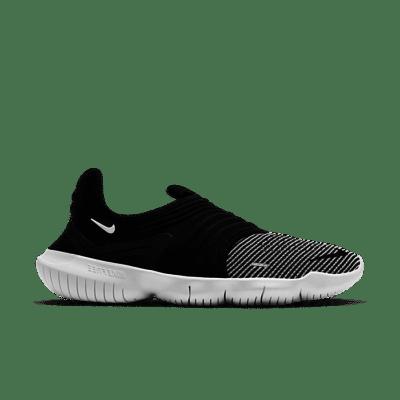 Nike Free RN Flyknit 3.0 Zwart AQ5708-005