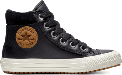 Converse Chuck Taylor All Star PC Boot Black/ Brown 661906C