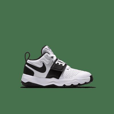 Nike Team Hustle D 8 Wit 881942-100