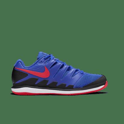 NikeCourt Air Zoom Vapor X Hardcourt Blauw AA8030-402