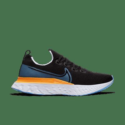 Nike React Infinity Run FK 'University Blue' Black CD4371-007