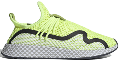adidas Deerupt S Hi Res Yellow BD7881