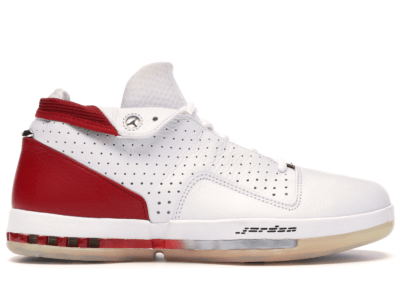 Jordan 16 OG Low White / Red 136069-101