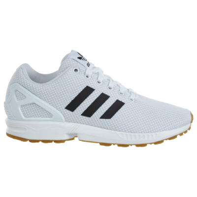 adidas Zx Flux White/Black-Gum3 BY2037