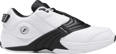 Reebok Answer V Low Schoenen White / Black / Matte Silver EF7601