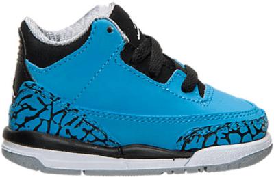 Jordan III Retro Blue 832033-406