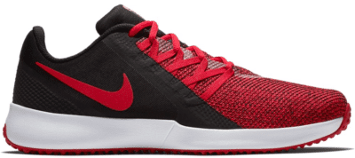 Nike Varsity Compete TR Black Gym Red (Extra Wide) AR5533-006