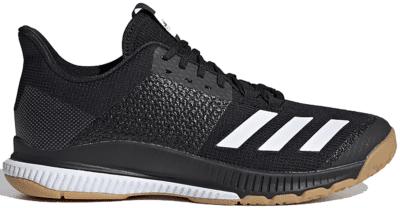 adidas Crazyflight Bounce 3 Black White Gum (W) BD7918