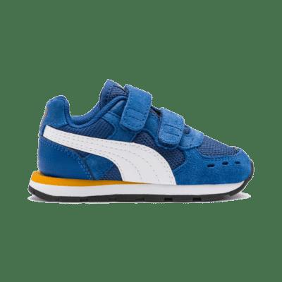 Puma Vista V sportschoenen Blauw / Wit 369541_05