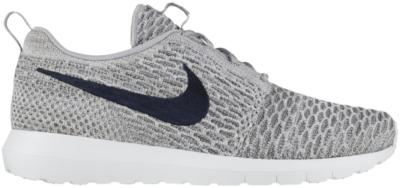 Nike Roshe Run Flyknit Light Charcoal 677243-006