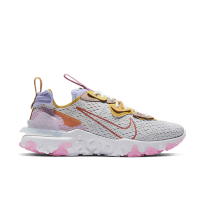 "Nike WMNS REACT VISION ""Pure Platinum"" CI7523-003"