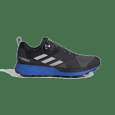 adidas Terrex Two Boa Trail Running Grey Four EF2135