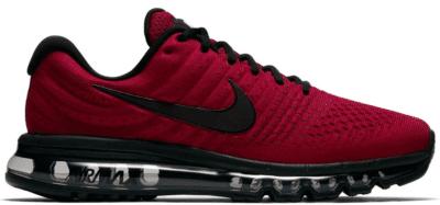 Nike Air Max 2017 Team Red Black 849559-603
