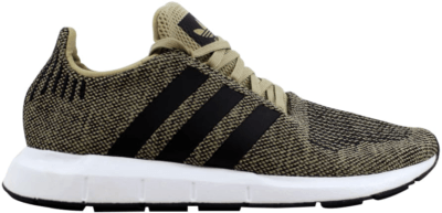 adidas Swift Run Raw Gold/Black-White CQ2117