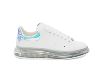 Alexander McQueen Oversized Clear Sole Multicolor (W) 611699WHXM89035