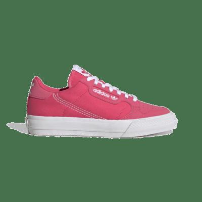 adidas Continental Vulc Real Pink EG0510