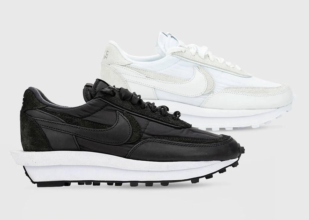 Nieuwe samenwerking tussen Nike en sacai