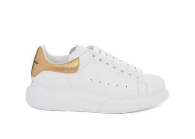 Alexander McQueen Oversized Light Gold (W) 553770WHFBU9075