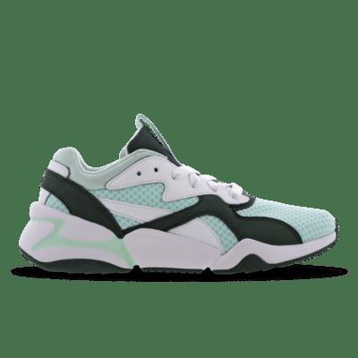 Puma Nova 90's Bloc Green 369486 02