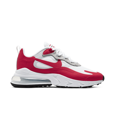 Nike Air Max 270 React White University Red CW2625-100