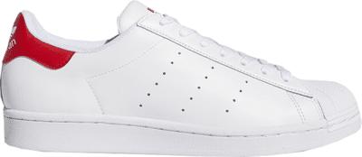 adidas Superstan White Scarlet FX3904