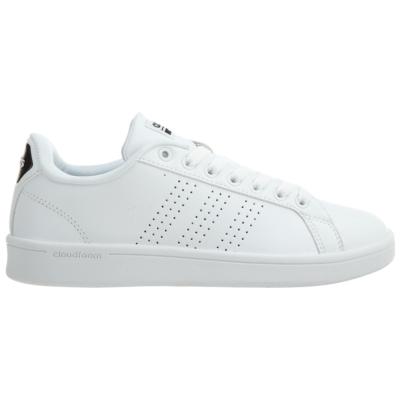 adidas Cloudfoam Advantage Clean White White-Black (W) AW4323