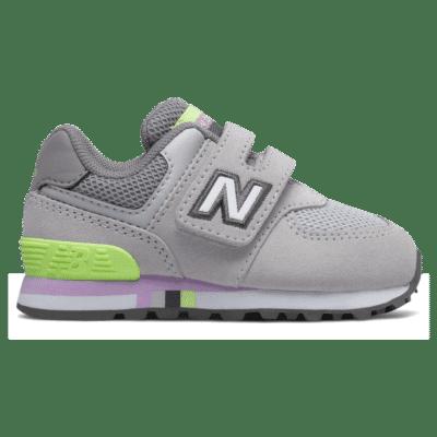 New Balance 574  Summer Fog/Bleached Lime Glo IV574NSP
