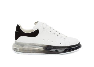 Alexander McQueen Oversized Black Sole White 604232WHX9V9061