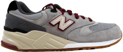 New Balance 999 Riders Club Grey/Red ML999BB