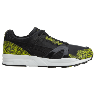 Puma Xt2+Snow Splatter Pack Black-White-Fluro Yellow Co 358392-02
