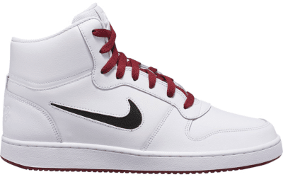Nike Ebernon Mid White Anthracite Team Red AQ1773-104