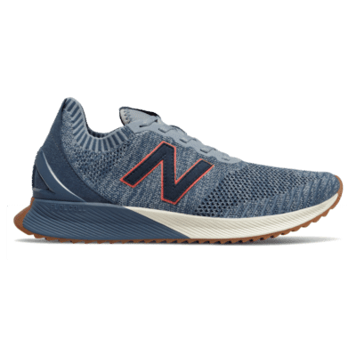 New Balance FuelCell Echo Heritage  Reflection/Stone Blue/Neo Flame MFCECHS
